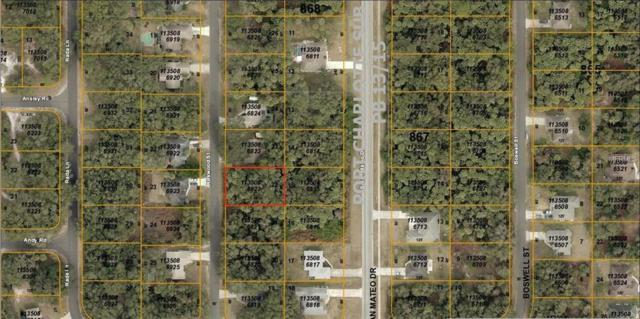 Kirkwood Street, North Port, FL 34288 (MLS #C7413889) :: Mark and Joni Coulter | Better Homes and Gardens