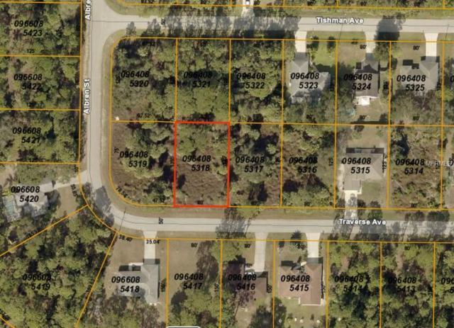 Traverse Avenue, North Port, FL 34286 (MLS #C7413893) :: Medway Realty
