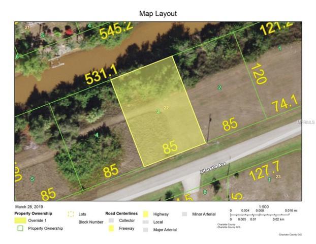 29108 Alfaretta Avenue, Punta Gorda, FL 33982 (MLS #C7413928) :: Baird Realty Group