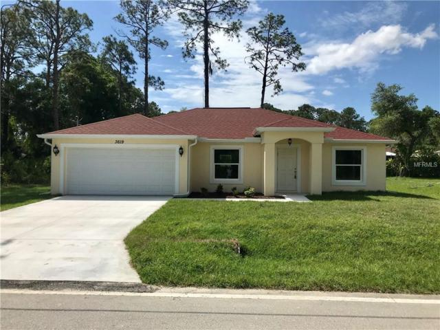 3619 Sardinia Avenue, North Port, FL 34286 (MLS #C7413933) :: Burwell Real Estate