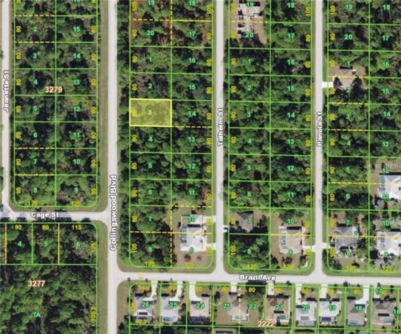 4194 Collingswood Boulevard, Port Charlotte, FL 33948 (MLS #C7413960) :: Cartwright Realty