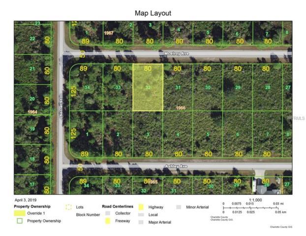 12085 Mcelroy Avenue, Port Charlotte, FL 33981 (MLS #C7414097) :: Medway Realty