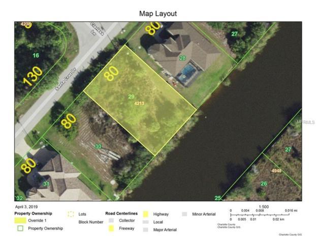 8386 Santa Cruz Drive, Port Charlotte, FL 33981 (MLS #C7414121) :: Medway Realty