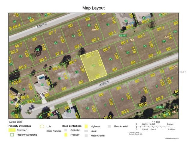 25222 Cadiz Drive, Punta Gorda, FL 33955 (MLS #C7414160) :: Baird Realty Group