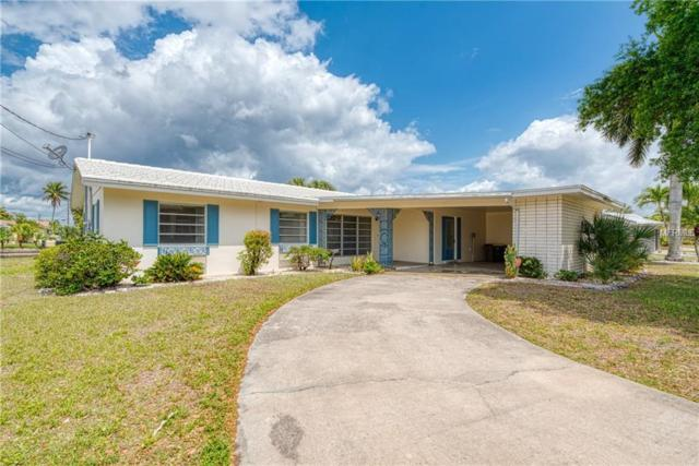 450 Capri Isles Court, Punta Gorda, FL 33950 (MLS #C7414168) :: The Duncan Duo Team