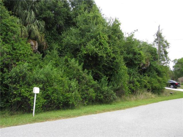 Shawnee Terrace, North Port, FL 34286 (MLS #C7414256) :: Medway Realty