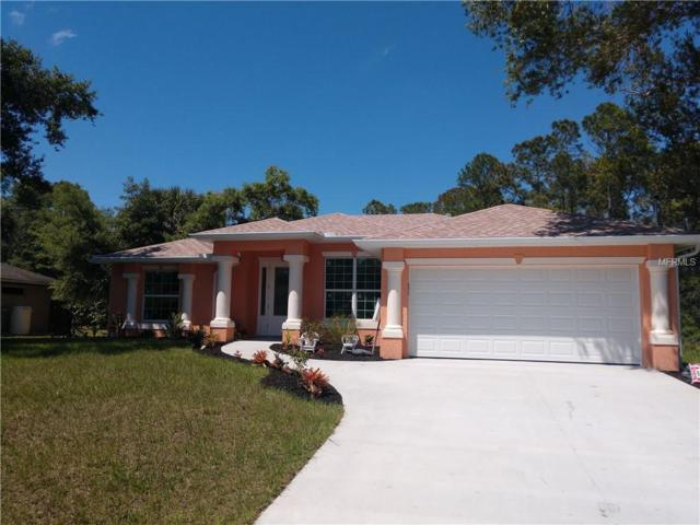 5846 Casanova Avenue, North Port, FL 34291 (MLS #C7414295) :: Delgado Home Team at Keller Williams