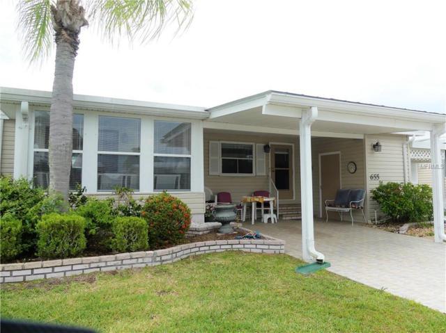 2100 Kings Highway #655, Port Charlotte, FL 33980 (MLS #C7414353) :: Florida Real Estate Sellers at Keller Williams Realty