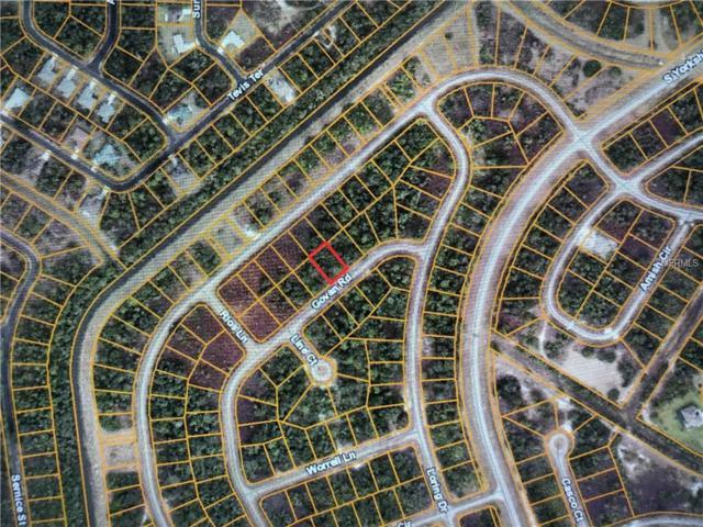 lot 19 Govan Road, North Port, FL 34288 (MLS #C7414363) :: GO Realty