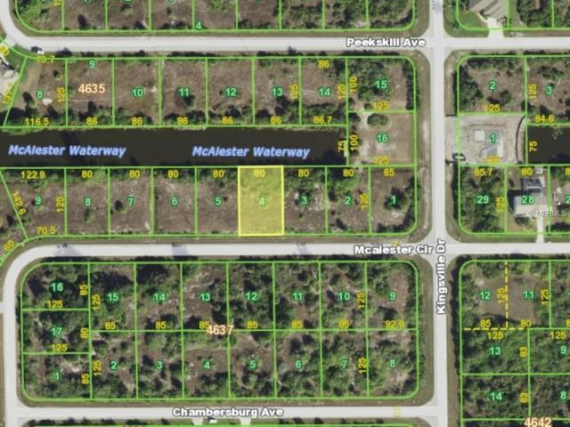 10892 Mcalester Circle, Port Charlotte, FL 33981 (MLS #C7414378) :: GO Realty