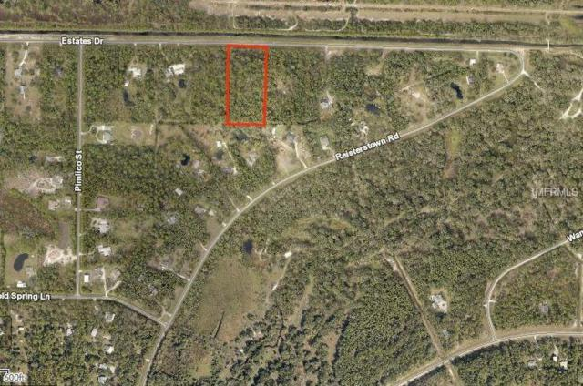Estates Drive, North Port, FL 34291 (MLS #C7414382) :: Team Suzy Kolaz