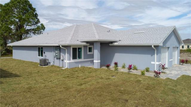 10141 Amicola Street A, Port Charlotte, FL 33981 (MLS #C7414415) :: GO Realty