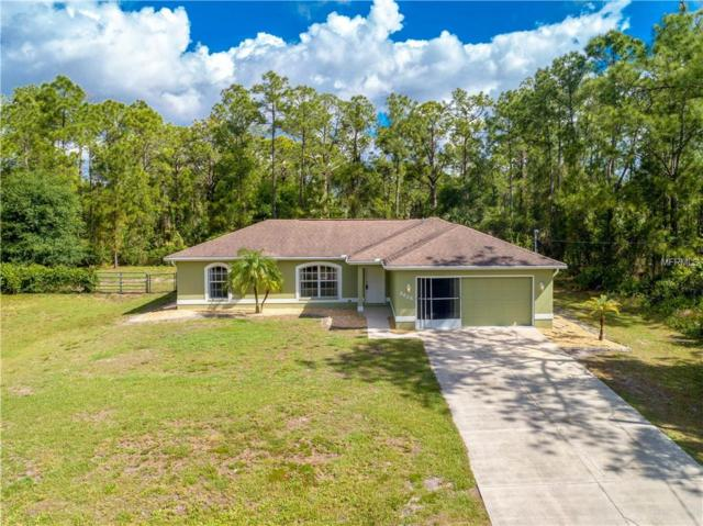 5406 Mojave Avenue, North Port, FL 34288 (MLS #C7414459) :: Medway Realty