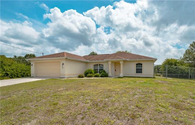 1761 Skagway Terrace, North Port, FL 34291 (MLS #C7414460) :: Burwell Real Estate