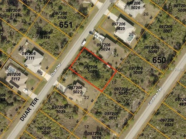 Duar Terrace, North Port, FL 34291 (MLS #C7414502) :: Medway Realty