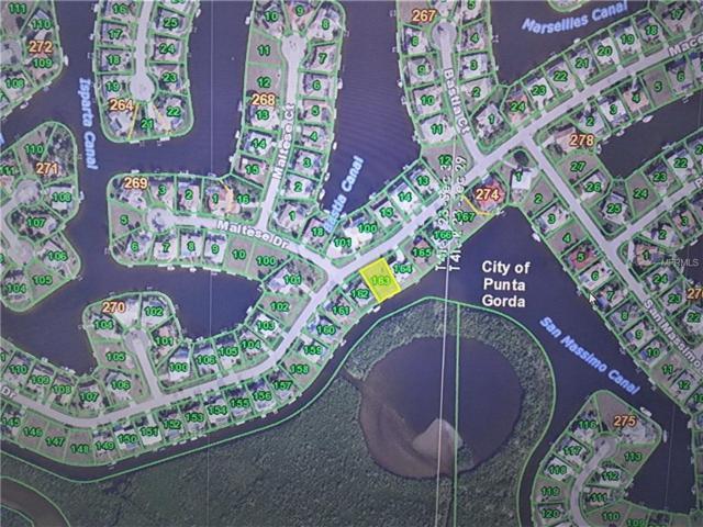519 Macedonia Drive, Punta Gorda, FL 33950 (MLS #C7414520) :: Cartwright Realty
