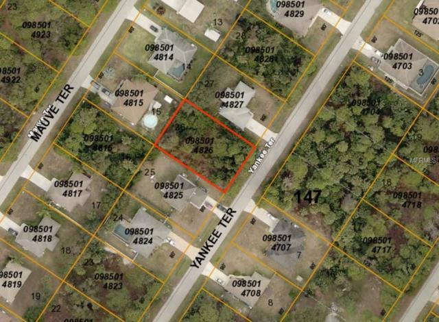 Yankee Terrace, North Port, FL 34286 (MLS #C7414527) :: Medway Realty
