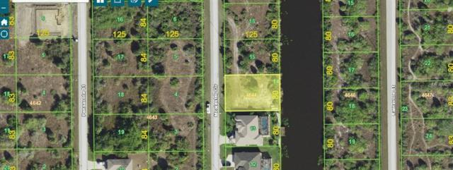10508 Mcalester Circle, Port Charlotte, FL 33981 (MLS #C7414533) :: GO Realty