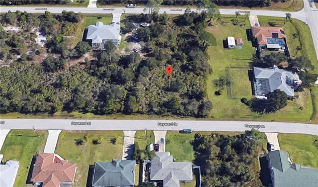 Heyward Street, North Port, FL 34291 (MLS #C7414542) :: GO Realty