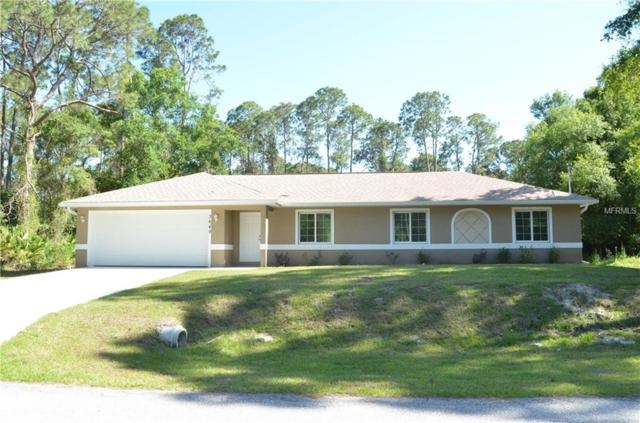 3649 Bellefonte Avenue, North Port, FL 34286 (MLS #C7414561) :: The Comerford Group
