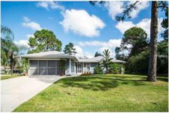 4890 La Rosa Avenue, North Port, FL 34286 (MLS #C7414571) :: Delgado Home Team at Keller Williams