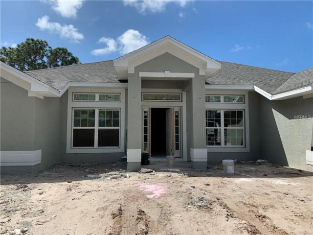 161 Mark Twain Lane, Rotonda West, FL 33947 (MLS #C7414585) :: Burwell Real Estate