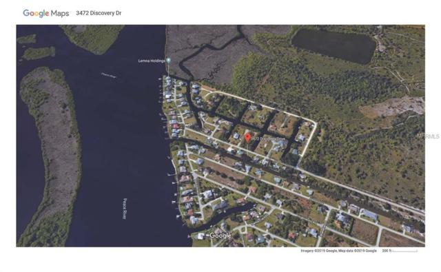 3472 Discovery Drive, Punta Gorda, FL 33983 (MLS #C7414589) :: Baird Realty Group