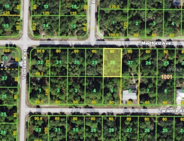 18333 Medford Avenue, Port Charlotte, FL 33954 (MLS #C7414625) :: Cartwright Realty