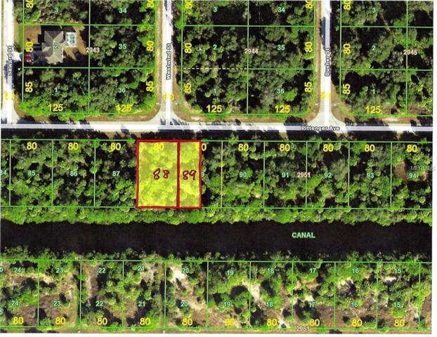 14355 Pittenger Avenue, Port Charlotte, FL 33953 (MLS #C7414631) :: GO Realty
