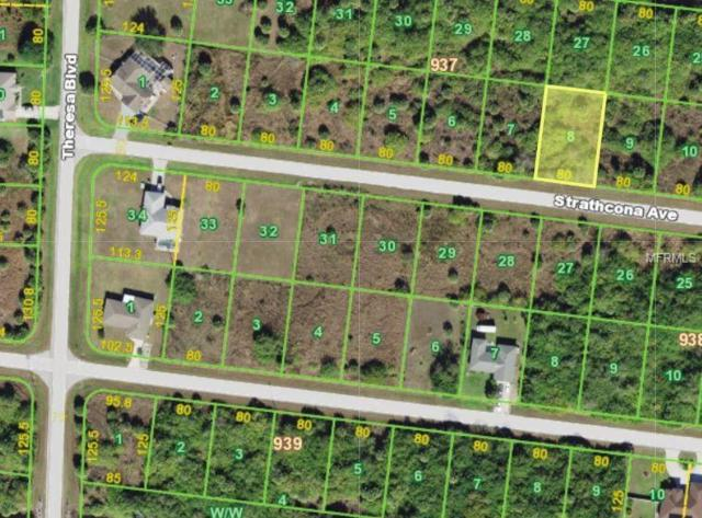 19418 Strathcona Avenue, Port Charlotte, FL 33954 (MLS #C7414635) :: Medway Realty
