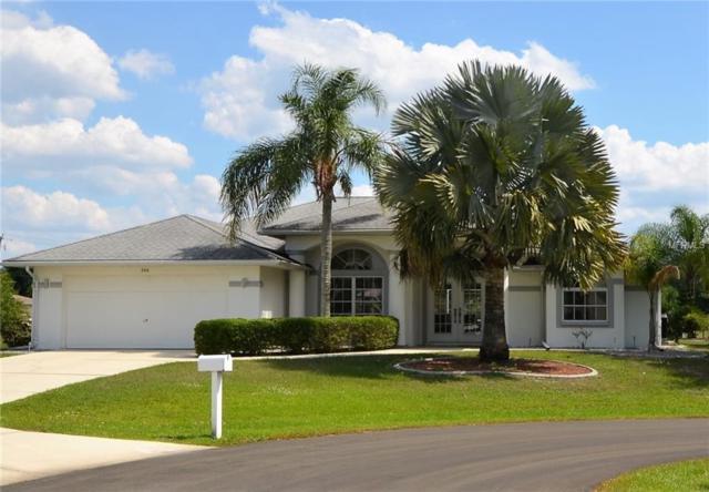 206 Angol Street, Punta Gorda, FL 33983 (MLS #C7414651) :: Delgado Home Team at Keller Williams