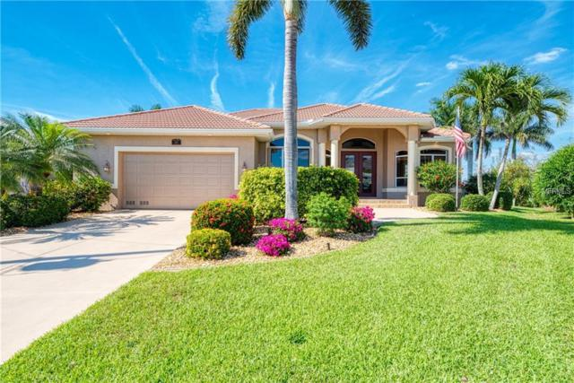 1350 Grebe Drive, Punta Gorda, FL 33950 (MLS #C7414694) :: Cartwright Realty
