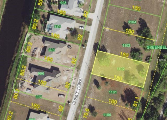 931 Boundary Boulevard, Rotonda West, FL 33947 (MLS #C7414704) :: Medway Realty