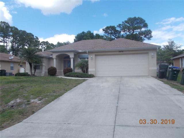 1570 Urmey Lane, North Port, FL 34286 (MLS #C7414759) :: Medway Realty