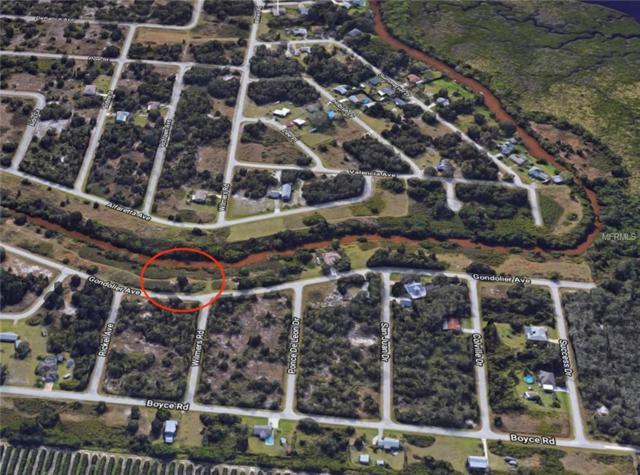 29141 Gondolier Avenue, Punta Gorda, FL 33982 (MLS #C7414797) :: Cartwright Realty