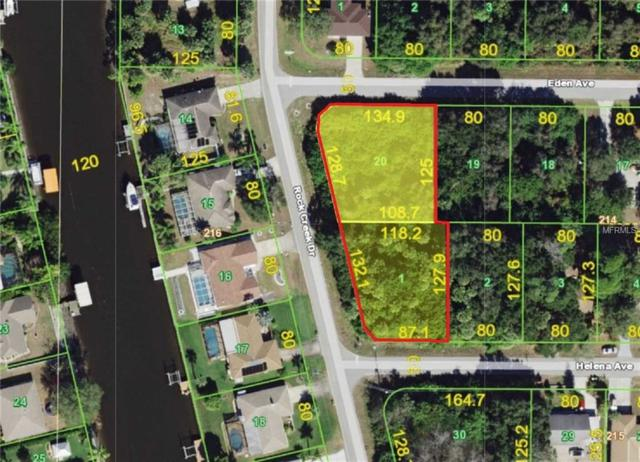 1291 Eden Avenue, Port Charlotte, FL 33948 (MLS #C7414839) :: Medway Realty