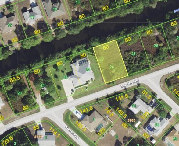 7443 Sea Mist Drive, Port Charlotte, FL 33981 (MLS #C7414846) :: The Duncan Duo Team
