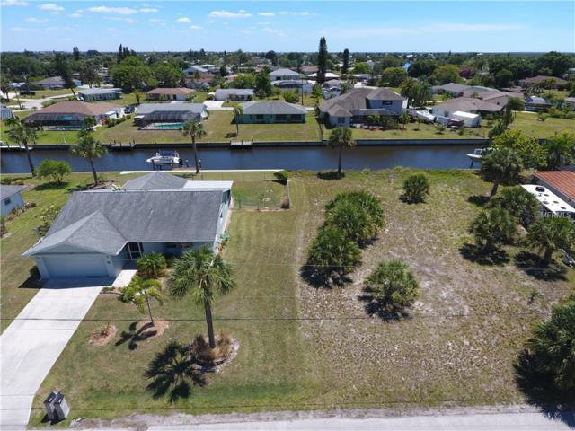 129 Barre Drive NW, Port Charlotte, FL 33952 (MLS #C7414881) :: RE/MAX Realtec Group