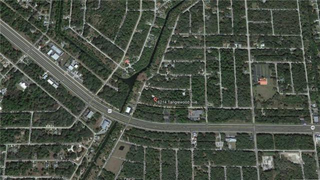 16214 Tanglewood Avenue, Port Charlotte, FL 33954 (MLS #C7414897) :: Medway Realty