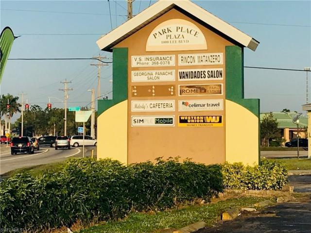 1000 Lee Boulevard #101, Lehigh Acres, FL 33936 (MLS #C7414954) :: Jeff Borham & Associates at Keller Williams Realty