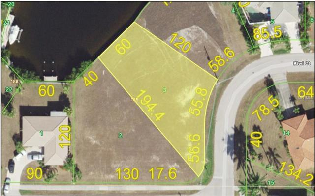 1466 Kiwi Court, Punta Gorda, FL 33950 (MLS #C7414971) :: Delgado Home Team at Keller Williams