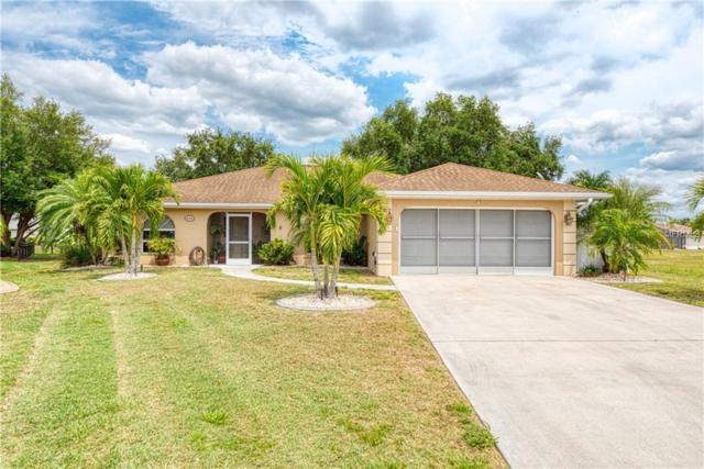 600 Vinca Rosea, Punta Gorda, FL 33955 (MLS #C7414972) :: Team Bohannon Keller Williams, Tampa Properties