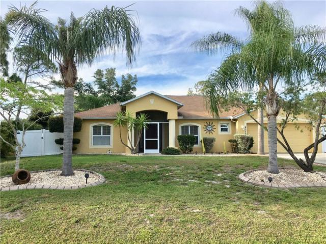 4170 Targee Avenue, North Port, FL 34287 (MLS #C7414988) :: The Duncan Duo Team