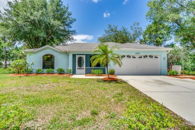 2327 Dongola Street, North Port, FL 34291 (MLS #C7415016) :: Cartwright Realty