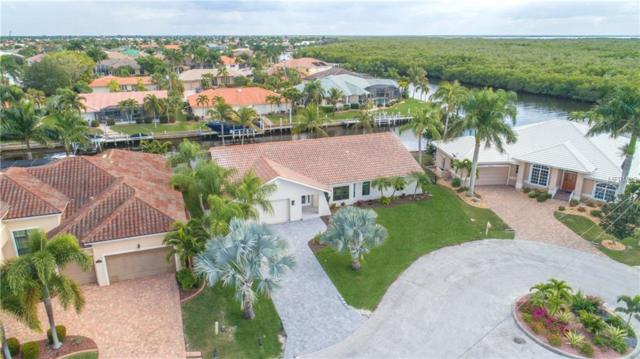 3830 Carupano Ct, Punta Gorda, FL 33950 (MLS #C7415054) :: The Duncan Duo Team