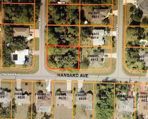 Yancy Street, North Port, FL 34291 (MLS #C7415101) :: Cartwright Realty