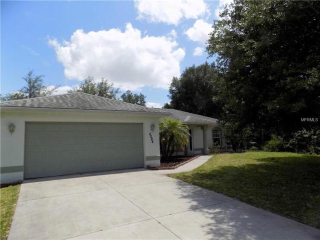 4084 Garbett Terrace, North Port, FL 34288 (MLS #C7415130) :: Premium Properties Real Estate Services