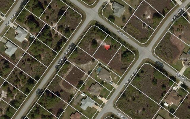 Lot 11 Topeka Lane, North Port, FL 34291 (MLS #C7415145) :: Cartwright Realty