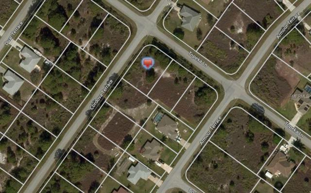 Lot 10 Topeka Lane, North Port, FL 34291 (MLS #C7415148) :: Cartwright Realty