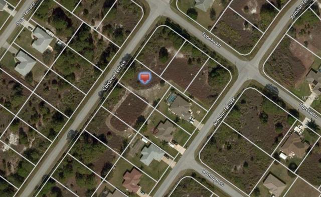 Lot 9 Cordova Terrace, North Port, FL 34291 (MLS #C7415149) :: The Duncan Duo Team